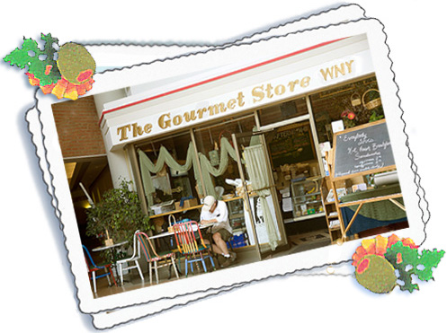 Welcome to the gourmet store of western new york superb for Craft stores buffalo ny